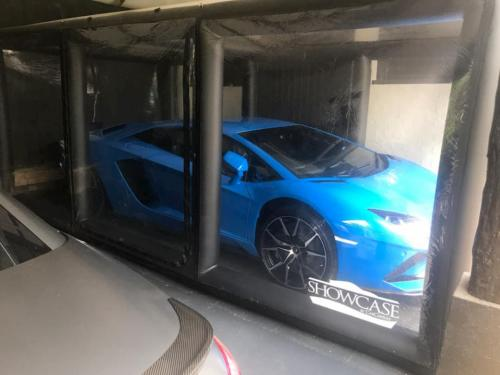 Lamborghini Aventador Clean