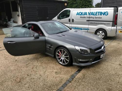 Mercedes Clean