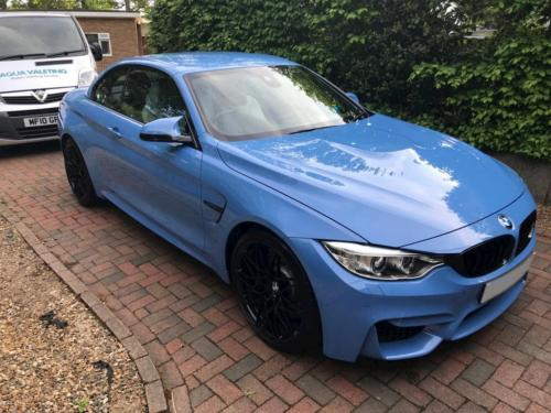 BMW M Series Cleaned