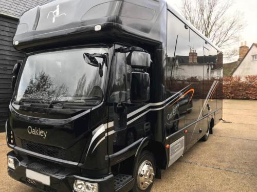 Horse Van Clean