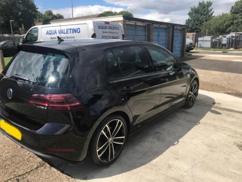 VW Golf Clean
