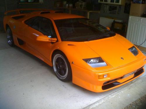 Lamborghini Clean