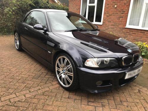 Clean BMW