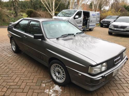 Audi Clean Retro